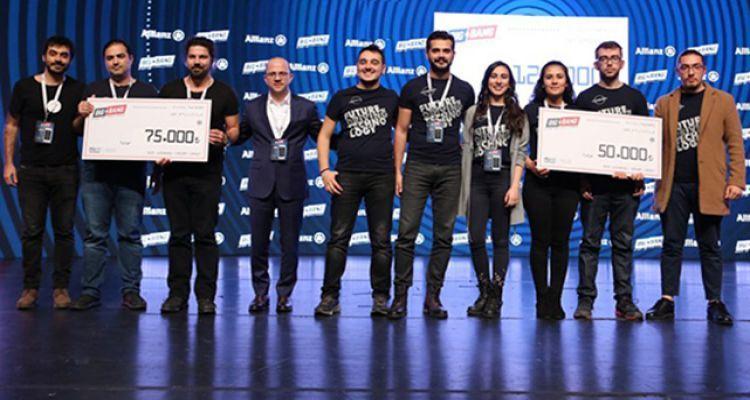 Türkiye'den Startup'lara 100 bin liralık can suyu